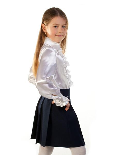 Школьная Блузка Для Старшеклассницы
