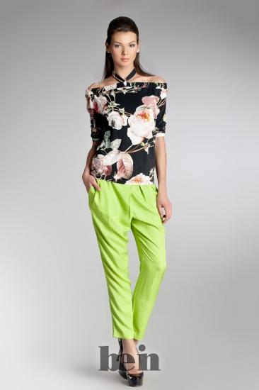 Фото модных блузок для полных