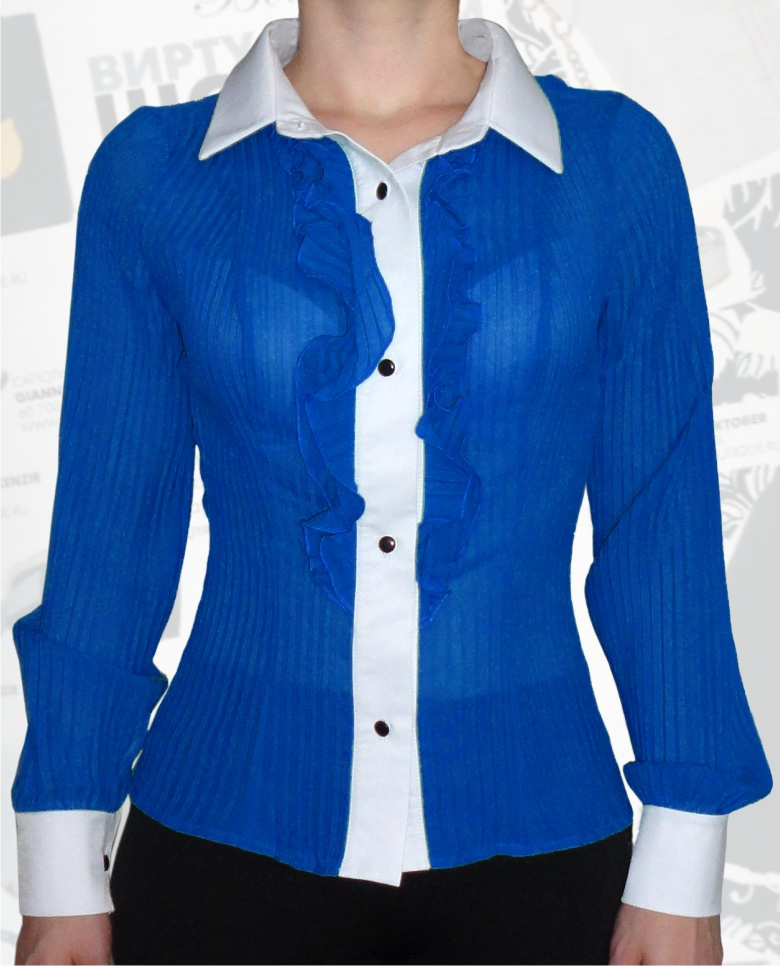 Модели модных блузок в Воронеже