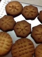 Домашнее песочное печенье без яиц
