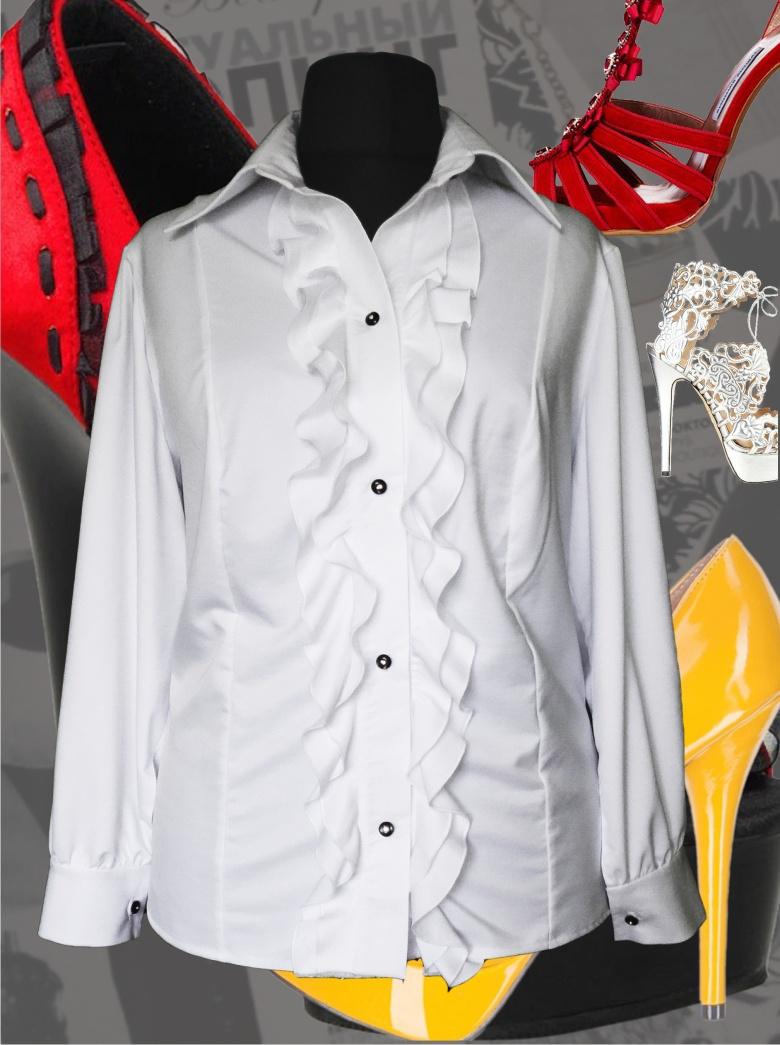 Белые Блузки Для Полных Женщин В Санкт Петербурге