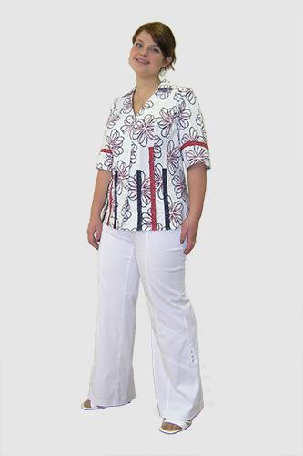 Объемные блузки в москве