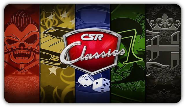 CSR Classics v1.5.0 + Mod (����� �����) + ��� (2015/RUS/ENG/Android)