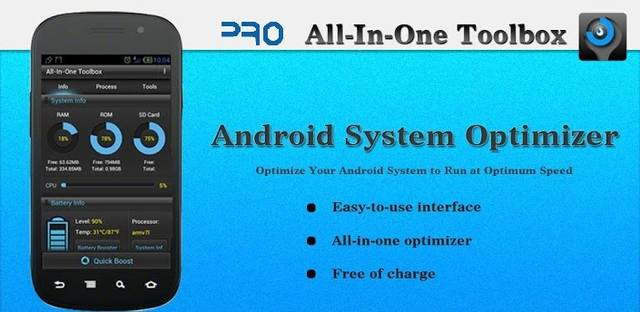 All-In-One Toolbox PRO v5.0.46 (2014/RUS/ENG/Multi/Android)