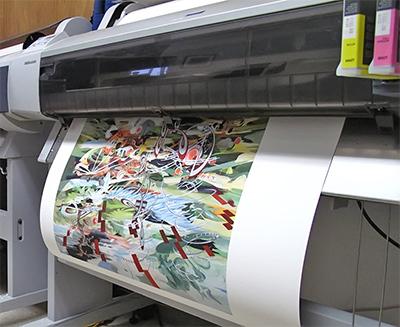 печать плакатов в СПб