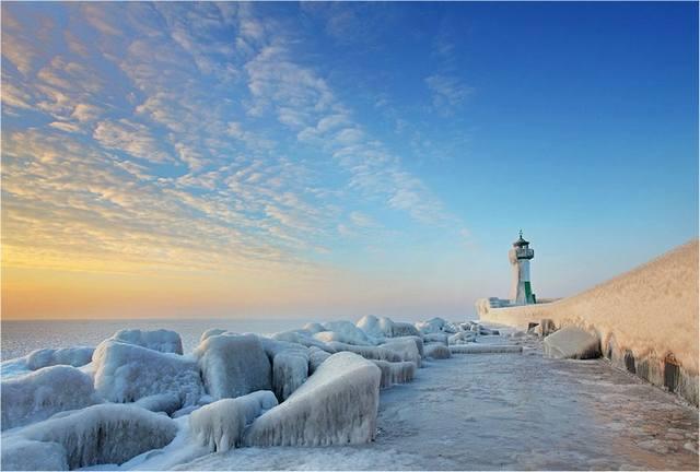 Маяки во льду