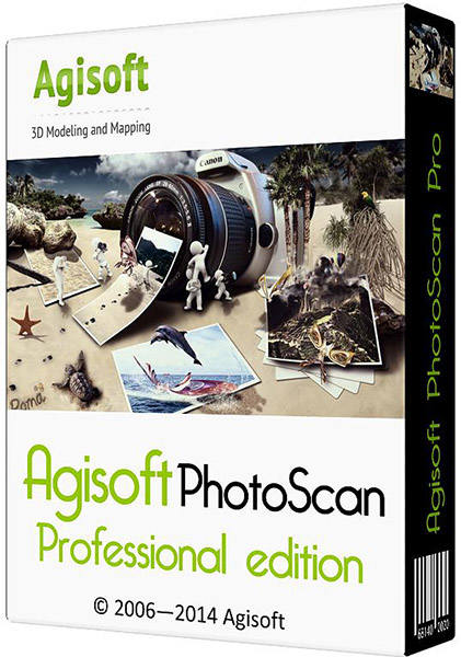 Agisoft PhotoScan Professional Portable