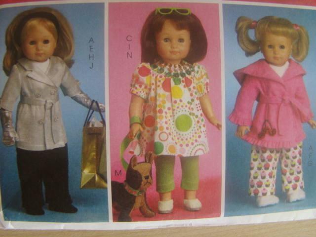 Своими руками одежду для куклы 40 см