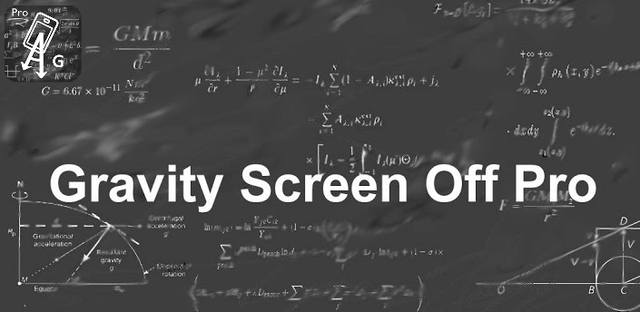 Gravity Screen Pro - On/Off v1.82.0 (2014/RUS/ENG/Android)