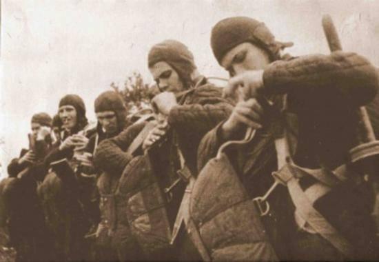 Действия 4-го воздушно-десантного корпуса в тылу противника с марта по июнь 1942 года