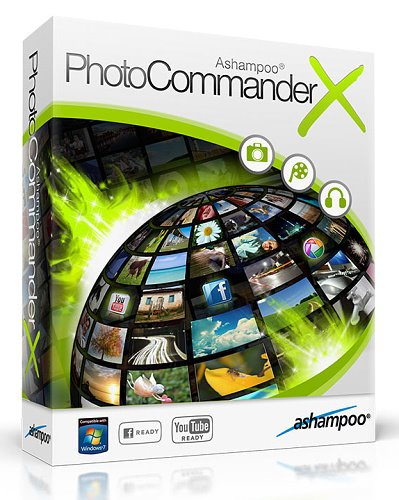 Ashampoo Photo Commander v12.0.6 Rus Portable by Invictus
