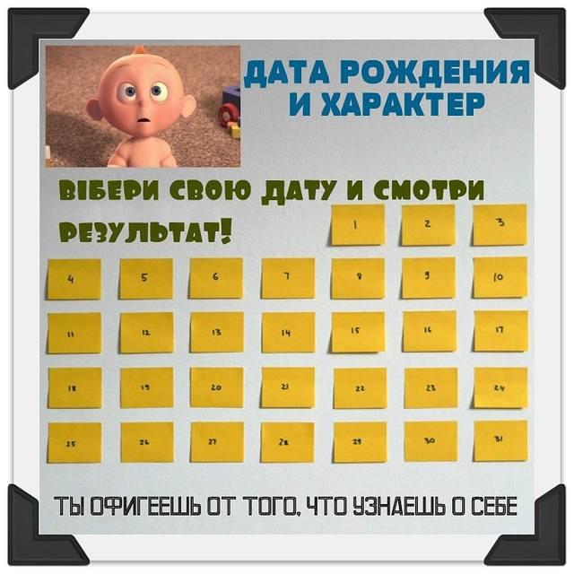 нумерология по имени дате рождения для