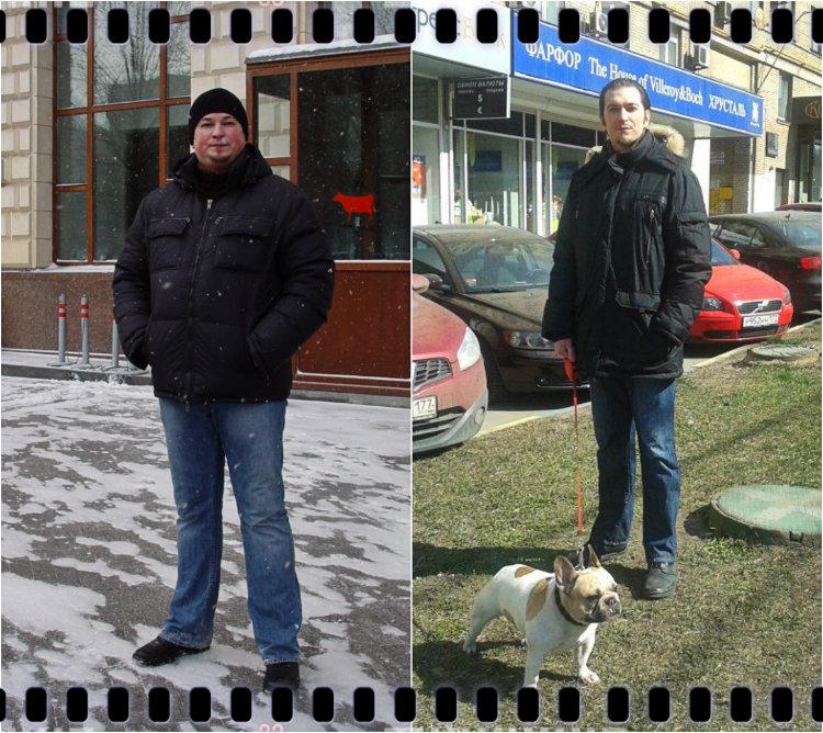 Полтора года разницы - сравнительная характеристика (фото)