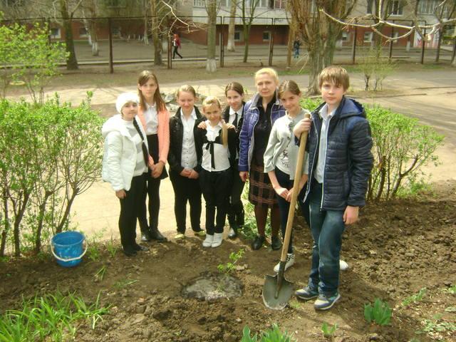 Приєднайся до Дня довкілля – посади калину»