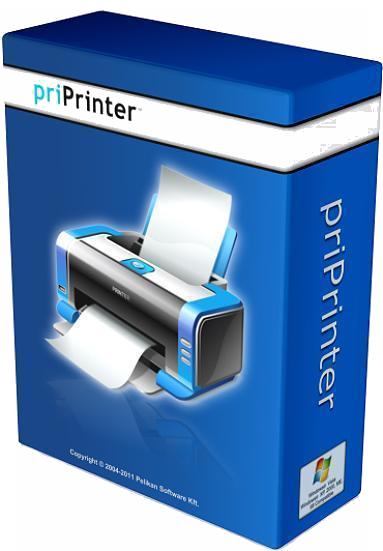 priPrinter Professional v6.0.2.2244 Final [2013,Ml/Rus]