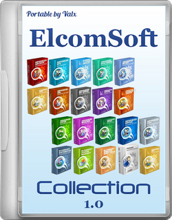ElcomSoft Collection 1.0 Portable