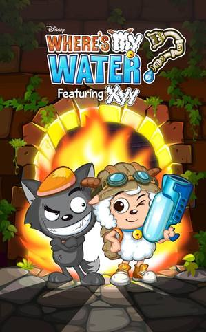 Where's My Water Feat. XYY v1.0 + Mod (����� �����) ��� Android (2014/RUS/ENG/Multi)