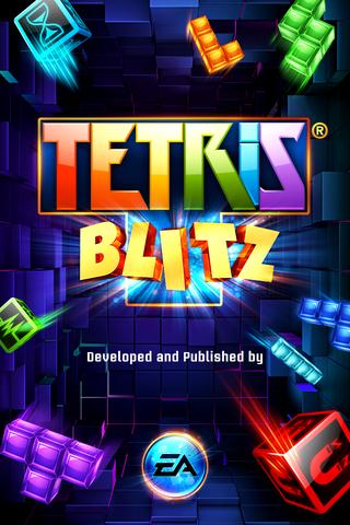 TETRIS� Blitz v1.8 + Mod (����� �����) + ��� (2014/RUS/ENG/Android)