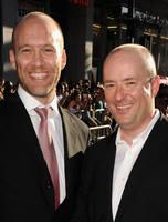 Кристофер Маркус и Стивен МакФили - сценаристы фильмов о Нарнии.