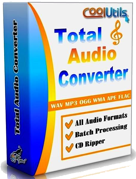 CoolUtils Total Audio Converter v5.3.0.163 Portable by Gosuto [2018, MlRus]