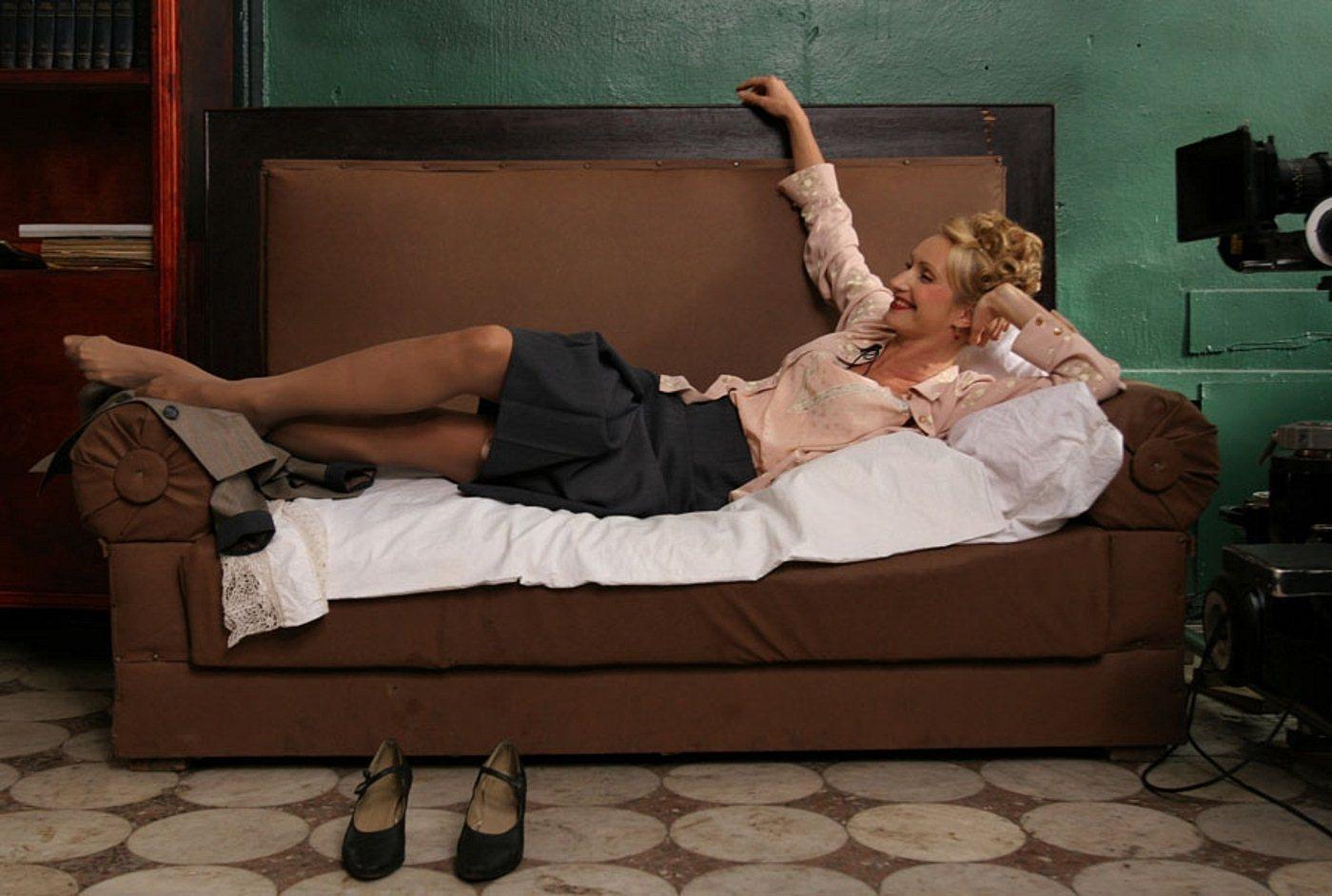 Секс с секретаршей из к/ф солдат иван чонкин 3 фотография