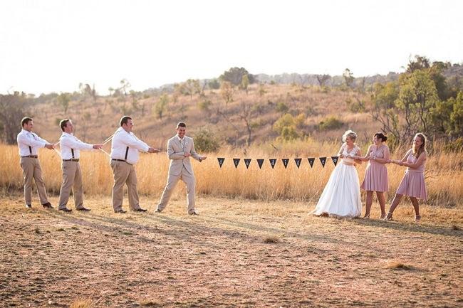 Fun wedding photo ideas poses