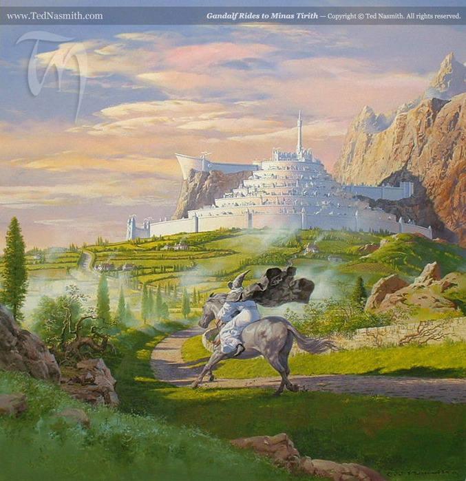 Живопись на тему фантастики, фэнтези, сказки, сюрреализма - Страница 2 4994732_m