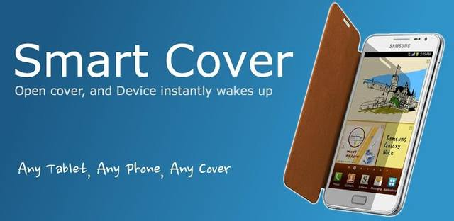 Smart Cover Pro Screen - On/Off v1.5.2(2014/RUS/ENG/Android)