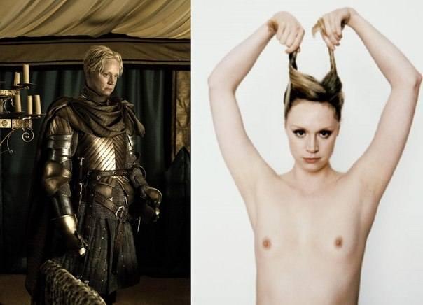 Игра престолов голые актеры фото