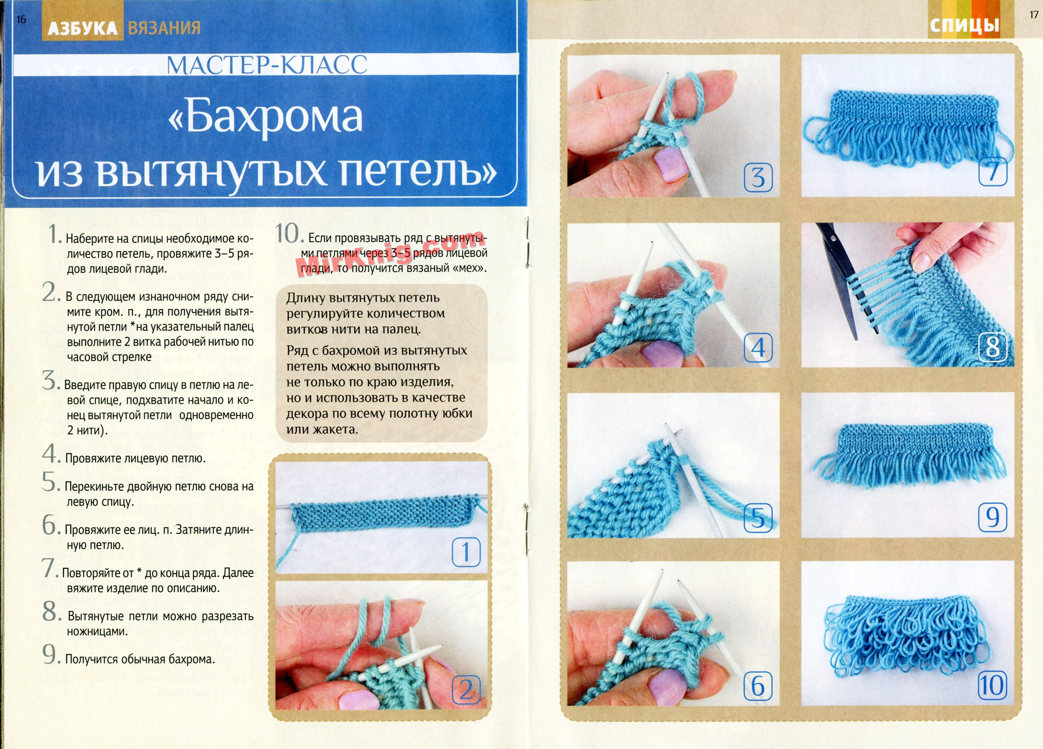 схемы мочалки вязанные фото спицами