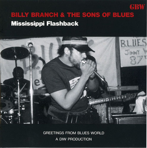 Image result for billy branch and the sons of blues albums