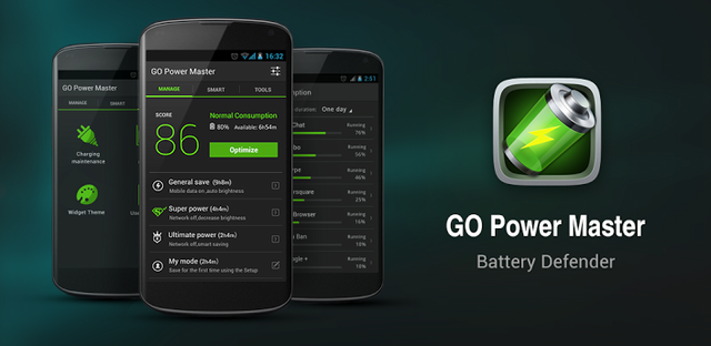 GO Power Master Premium v5.2.1 (2015/RUS/ENG/Android)