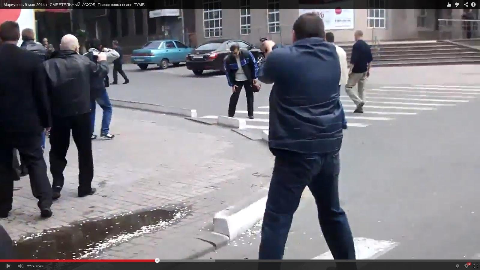 Бойцы Нацгвардии не стреляли в мирных граждан в Мариуполе - Цензор.НЕТ 9339