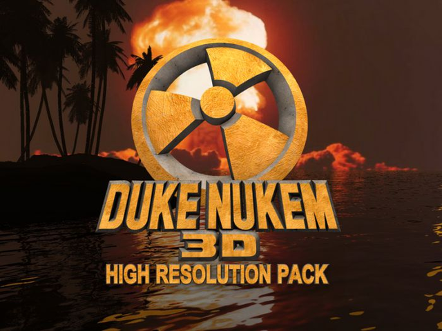 Duke Nukem 3D HD Full v1.0.12 (2014/ENG/Android/Fix/Mods/Кэш)