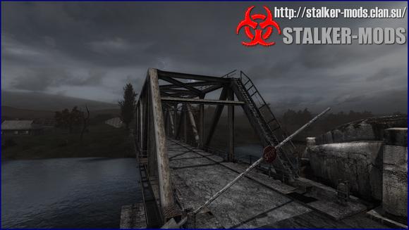 новые локации игры сталкер