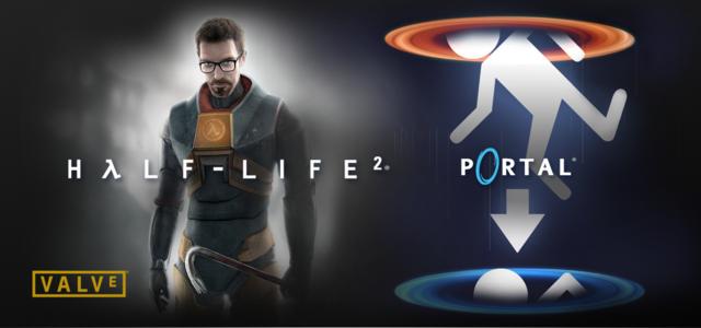 Half-Life 2 v30 / Portal v30 (2014/ENG/Android)