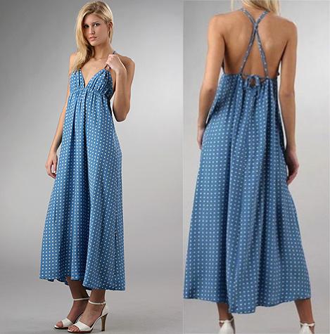 Как сшить яркое летнее платье