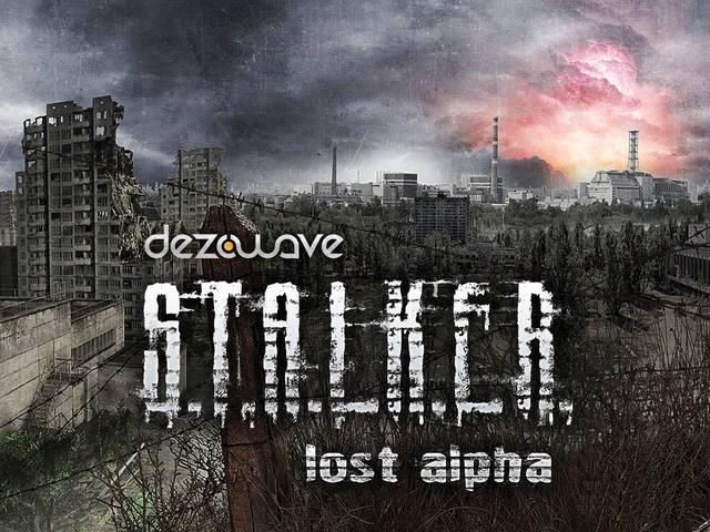 S.T.A.L.K.E.R. Lost Alpha v1.3003 RePack режиссёрская версия (2015/PC/RUS/ENG/RePack by SeregA-Lus)