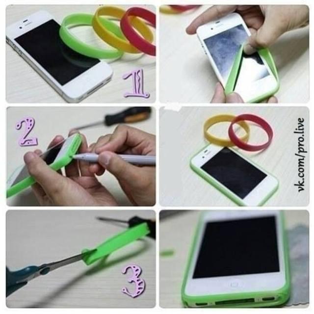 Как на телефон сделать чехол своими руками для телефона