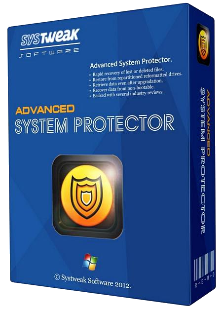Systweak Advanced System Protector v2.1.1000.13491 Final