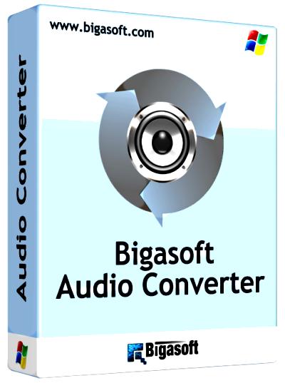 Bigasoft Audio Converter v4.2.6.5249 Final