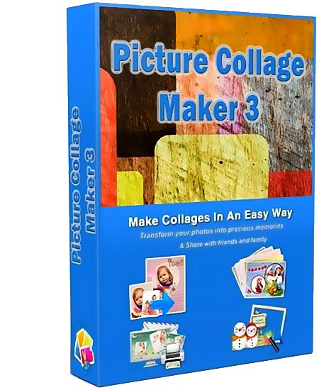 Picture Collage Maker Pro v3.4.0 Final + Portable [2013,ENGRUS]