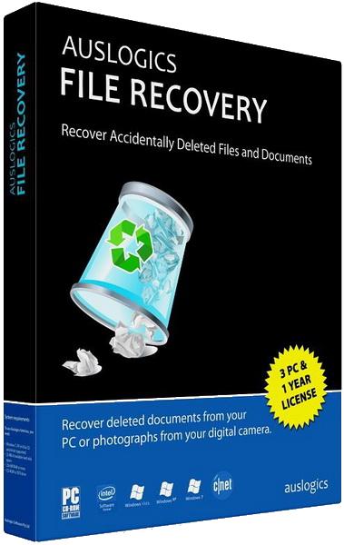 Auslogics File Recovery v8.0.5.0 Final [2018, MlRus]