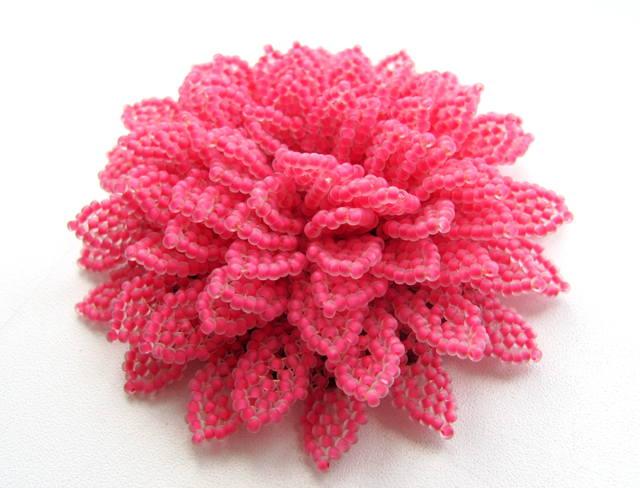 цветов-хризантем мастера