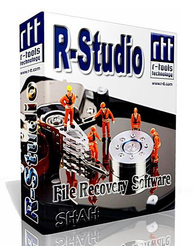 R-Studio v5.4 Build 134580 Corporate Edition Final / RePack / Portable + R-Studio v5.4 Build 134580(x86)Network Edition + Agent[2012,MLRUS,x86x64]