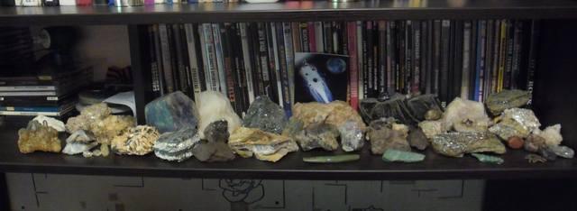 Мои минералы.Сам нашёл.