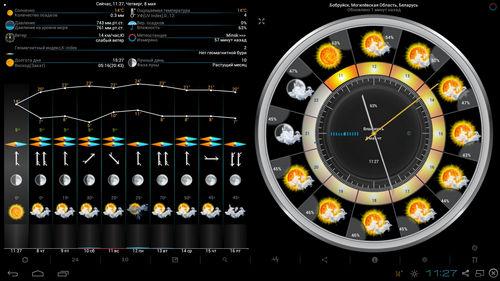 eWeather HD, Radar HD, Alerts v5.3.9