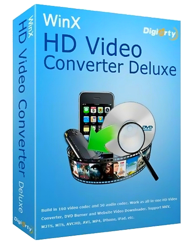 WinX HD Video Converter Deluxe v5.9.7.271 Final [2016,EngRus]