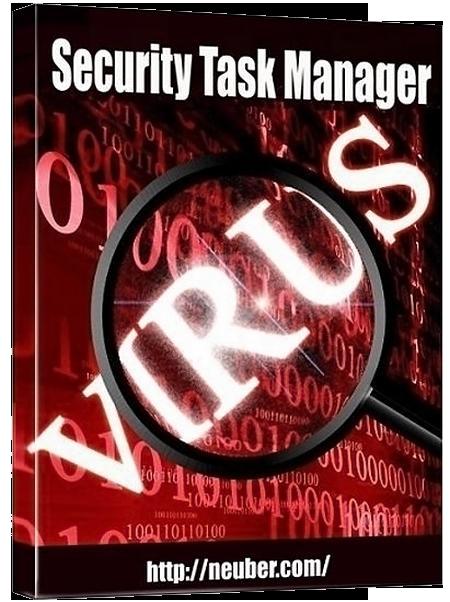 Security Task Manager v2.1i Final + Portable Original [January 2017,MlRus]