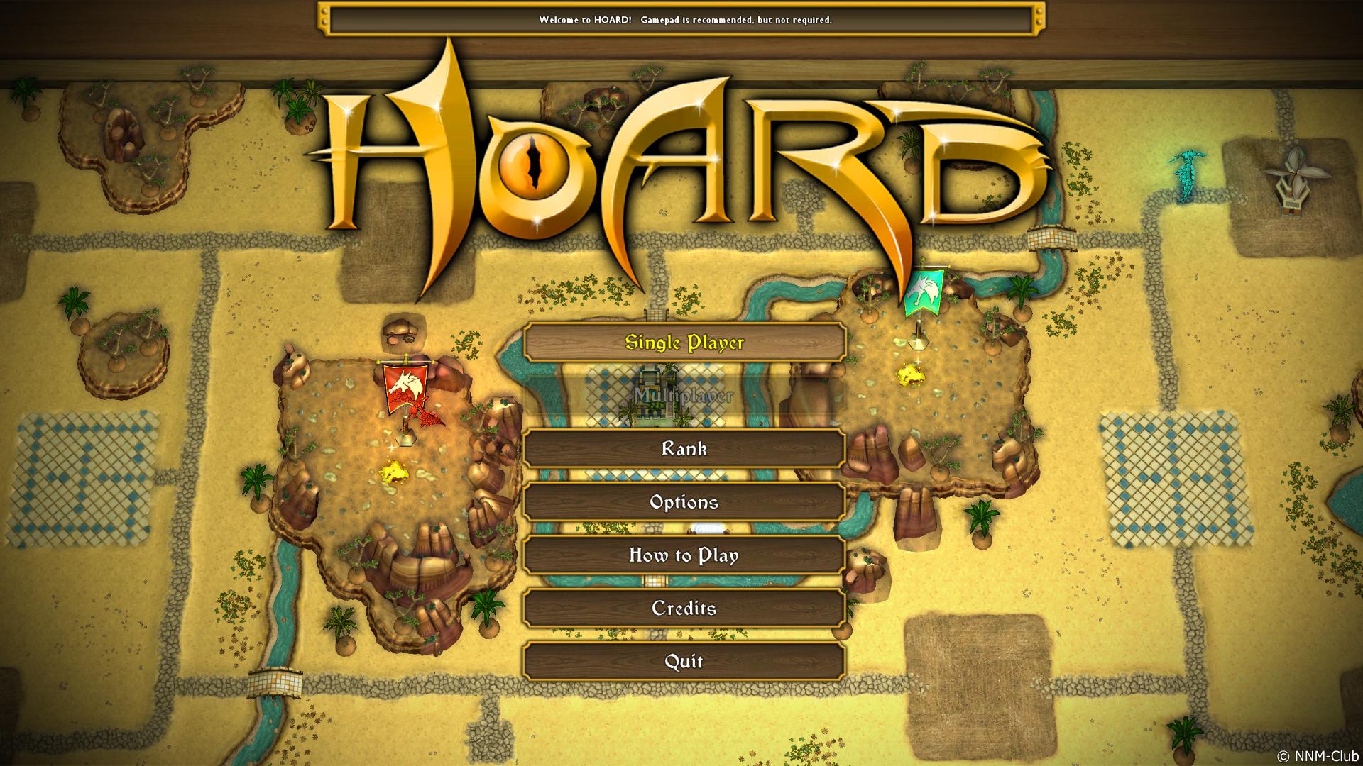 Hoard 1.0 (2011) [En] [OS X Native game]